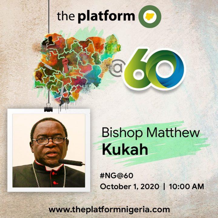 Bishop Matthew Kukah NG@60