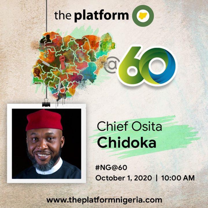Chief Chika Osita NG@60