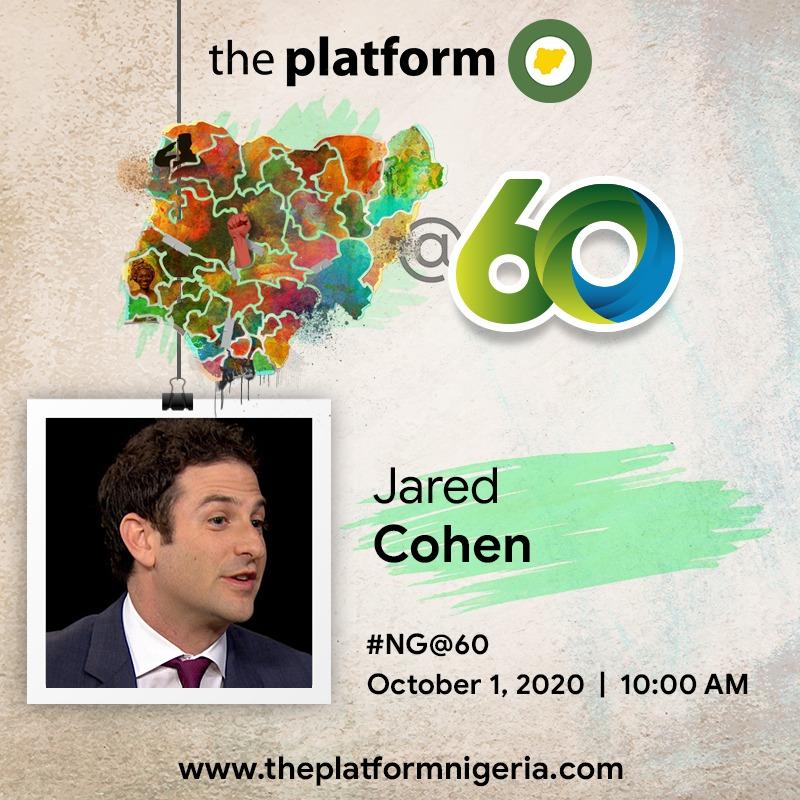 Jared Cohen NG@60