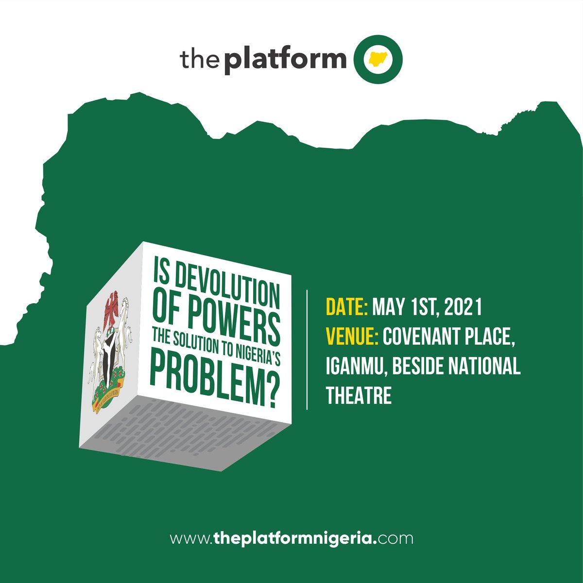 The Platform Nigeria Blog